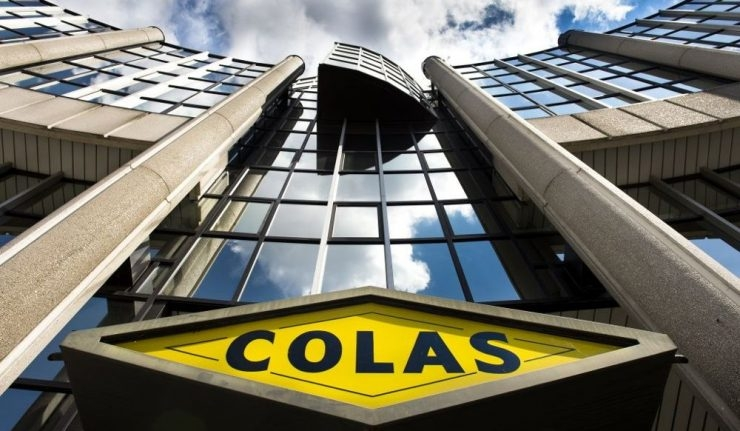 UK firms invited to help Colas build Ugandan airport - Concrete Trends