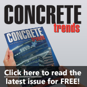 #ConcreteTrends magazine has an added value distribution list