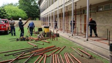 70 schools in SA red-flagged for structural defects