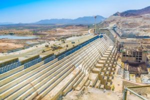 EEP signs deals to complete the construction of GERDs spillways