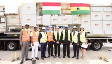 Ghana to receive US $70m investment in Bridge Power project