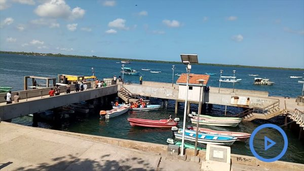 Phase 1 of rehabilitation of Lamu jetties commissioned