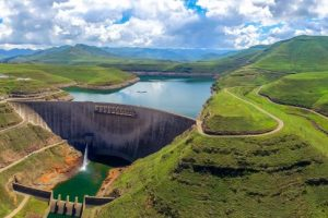 Phase 2 of lesotho Highlands water