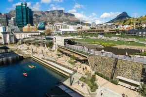 South Africa completes 12000 m² Battery Park
