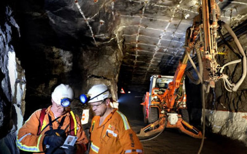 MR Cementation awarded Palabora ventilation shaft contract