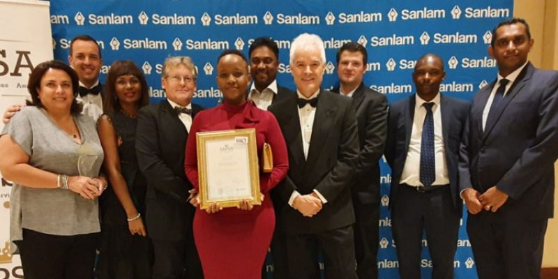 WSP receives Engineering Firm of the Year at 4th SAPSA 2019 Awards