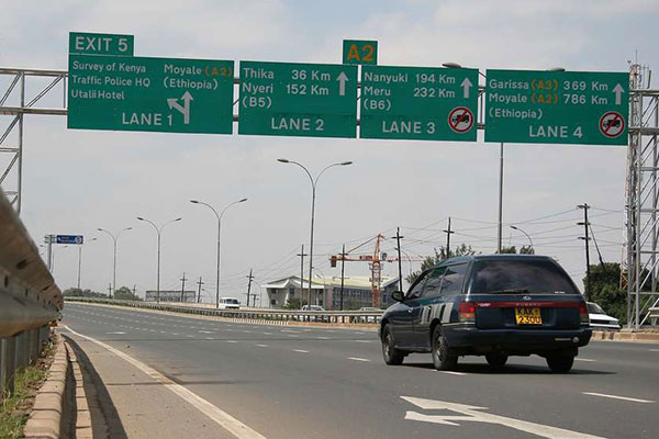 KENYA TO SIGN DEAL FOR THE US $3BN NAIROBI-MOMBASA EXPRESSWAY PROJECT