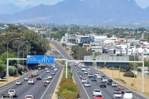 N1 Highway near completion
