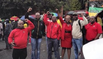NUM MEMBERS ON STRIKE AT PPC CEMENT IN PRETORIA