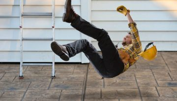 BUILT ENVIRONMENT STILL PLAGUED BY FALLING-FROM-HEIGHT ACCIDENTS FEDERATION