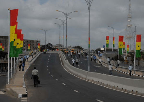 GHANA GOVT TO RELEASE US $1BILLION TO SETTLE OUTSTANDING ROAD DEBTS