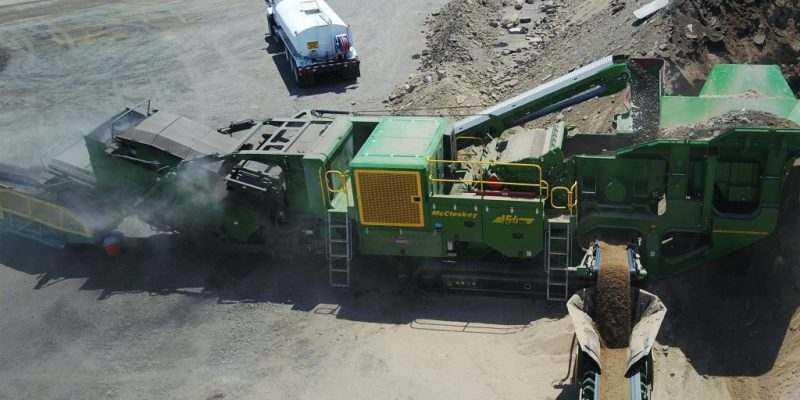 HPE Africa's McCloskey's I54Rv3 impact crushers for mobile impactor applications pic 1 (00000002)
