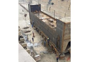 PROJECT TO RESTORE DURBAN DRY DOCK UNDER WAY