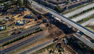 SOUTH AFRICAS N1 OLD OAK BRIDGE UPGRADE PROJECT COMPLETE