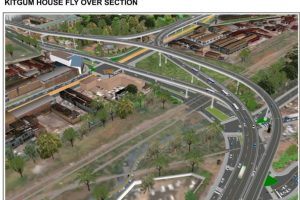 WORK BEGINS ON KAMPALA FLYOVER PROJECT IN UGANDA