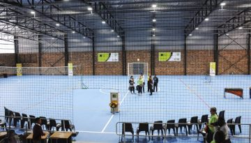AFRISAM CONTRIBUTES R2 MILLION TOWARDS MALMESBURY COMMUNITY SPORTS CENTRE PIC 02