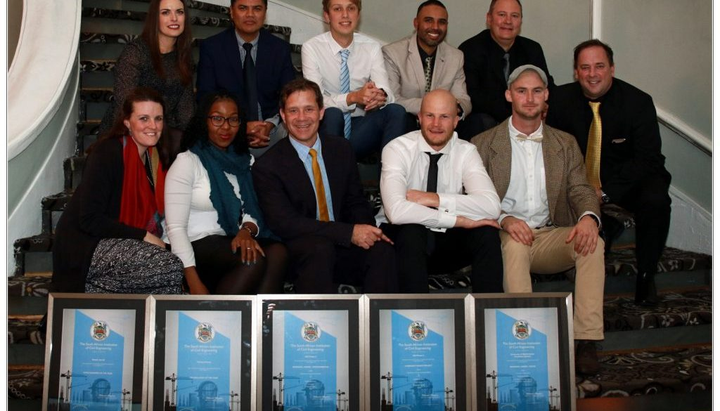 JG AFRIKA FEATURES STRONGLY AT SAICE REGIONAL AWARDS