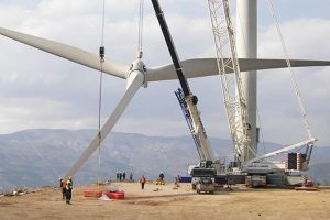 SA WIND POWER CONSTRUCTION TO PEAK AT ABOVE 1 GW