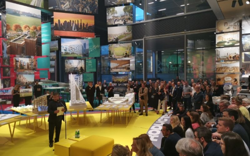SIKA PARTNERS WITH BIG TO SHOWCASE INNOVATIONS IN 3D CONCRETE PRINTING