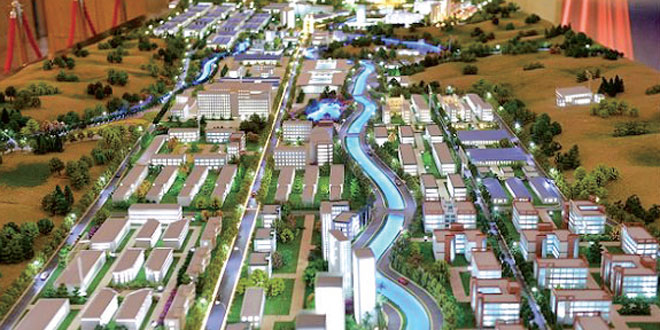 MOROCCO BEGINS CONSTRUCTION OF NEW TECH CITY IN TANGIER