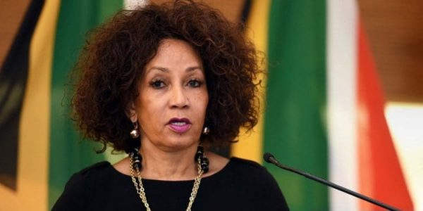 SISULU SETS SIGHTS ON EXPROPRIATED LAND FOR HOUSING DEVELOPMENTS