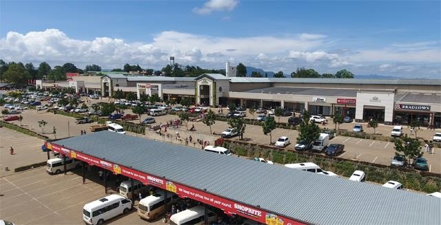SOUTH AFRICA TO EXTEND US $8.5M ELIM MALL IN LIMPOPO