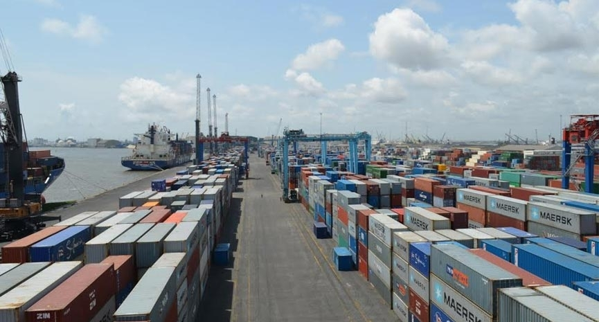 CONSTRUCTION OF GHANAS MULTIPURPOSE ATLANTIC CONTAINER TERMINAL STARTS
