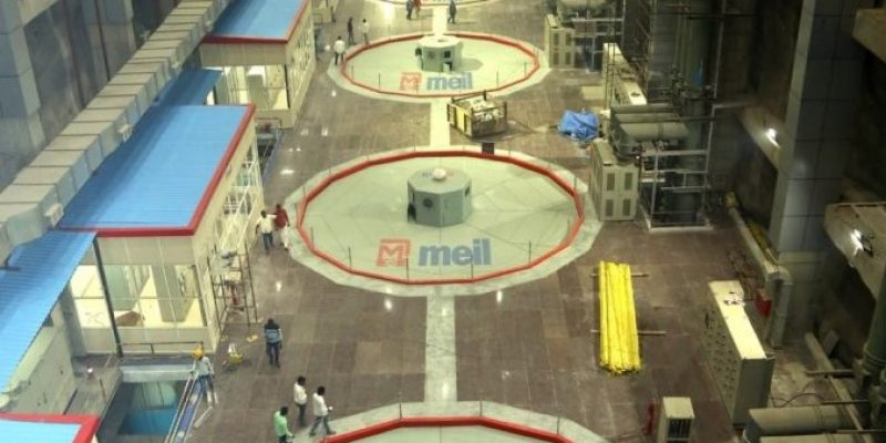INDIA INAUGURATES WORLDS LARGEST UNDERGROUND WATER PUMPING STATION