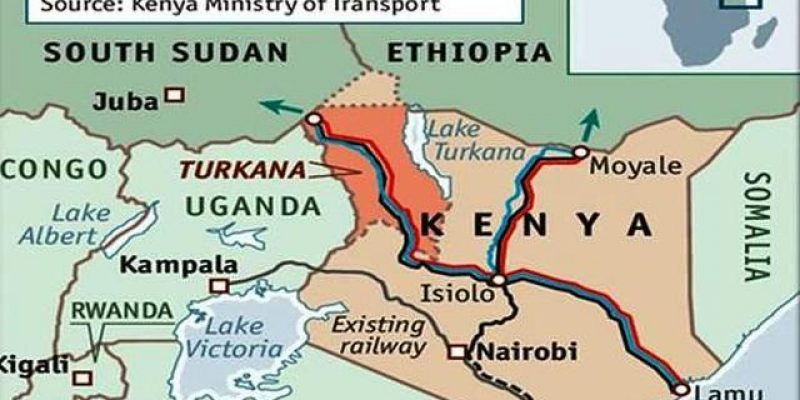 KENYA SEEKS AU SUPPORT ON US $22.3BN LAPSSET PROJECT