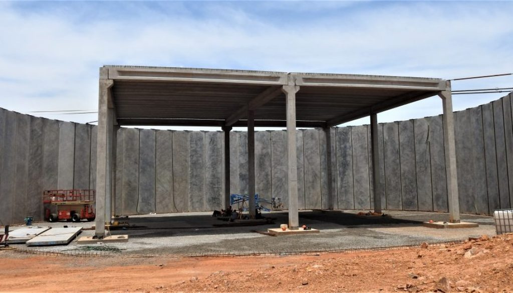 LOCAL PRECAST INNOVATION HELPS SA MUNICIPALITIES ACCELERATE WATER DELIVERY