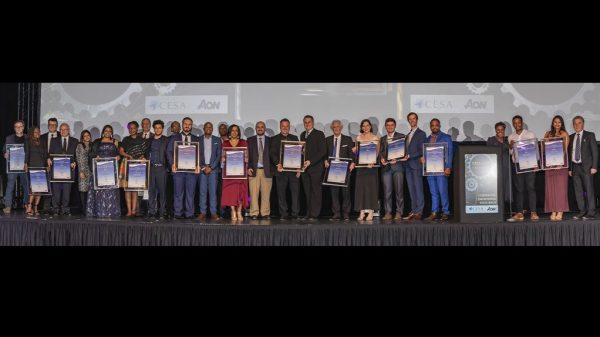 SOUTH AFRICAN ENGINEERING EXCELLENCE RECOGNISED