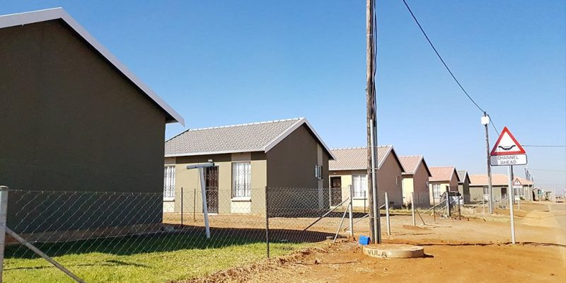 UNPAID HOUSING CONTRACTORS WILL GET THEIR MONEY IN 15 DAYS VOWS MEC LEBOGANG MAILE