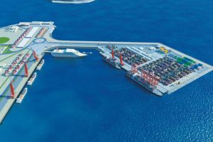 US $268M NEW CONTAINER TERMINAL LAUNCHED AT WALVIS BAY