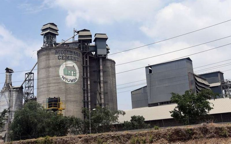 KENYAS TOP CEMENT COMPANIES FACE EXCESS CAPACITY RISK