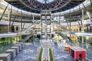 REVAMPED FOURWAYS MALL IN SOUTH AFRICA OPENS TO THE PUBLIC1