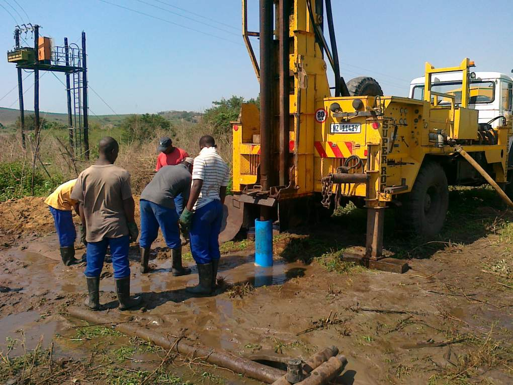 ZIMBABWE RELEASES US $46M FOR CONSTRUCTION OF 600 BOREHOLES