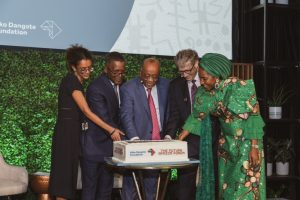 DANGOTE DONATES $20M TO NY AFRICA CENTER TO CHANGE HOW AFRICA IS PERCEIVED