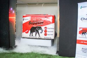 LAFARGE AFRICA RE-LAUNCHES SUPASET CEMENT2