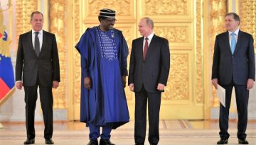 RUSSIAN CZECH COMPANIES TO CONSTRUCT CEMENT PLANT IN NIGERIA