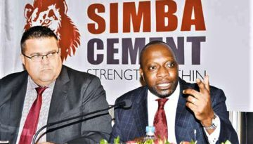 TANGA CEMENT ANNOUNCES FINANCIAL RESULTS