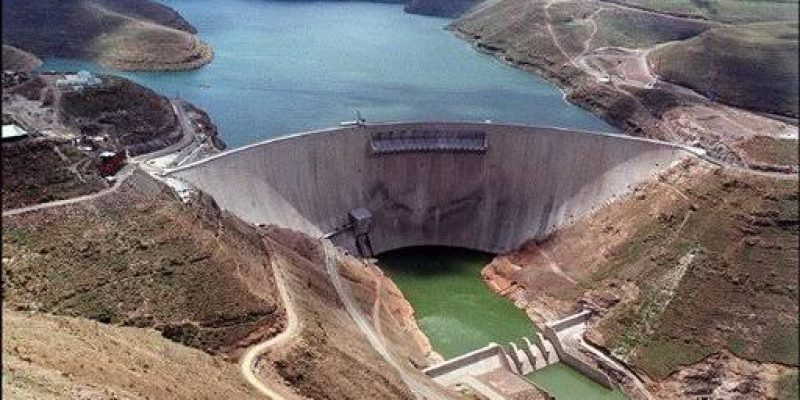 LESOTHO HIGHLANDS WATER PROJECT TUNNEL REOPENED