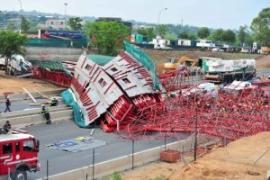 SIGNIFICANT DEVIATIONS SHODDY WORK CAUSED M1 BRIDGE COLLAPSE