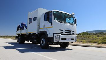Isuzu remains market leader in medium and heavy commercial segments