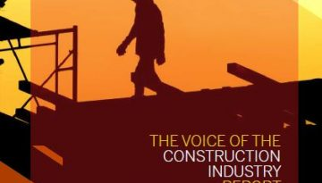 The voicce of the industry construction industry report 2019