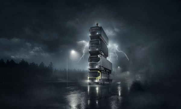 Volvo thrills again with new truck launch video